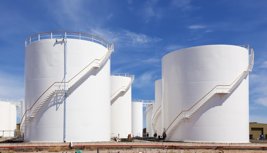 GAS-OIL PROJECTS, TANKS & SILOS